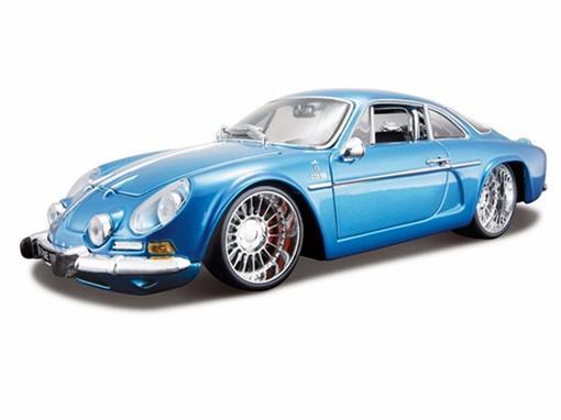 Renault: Alpine 1600S (1971) - Azul - 1:18