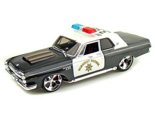 Dodge: 330 (1963) - Police Car - 1:18