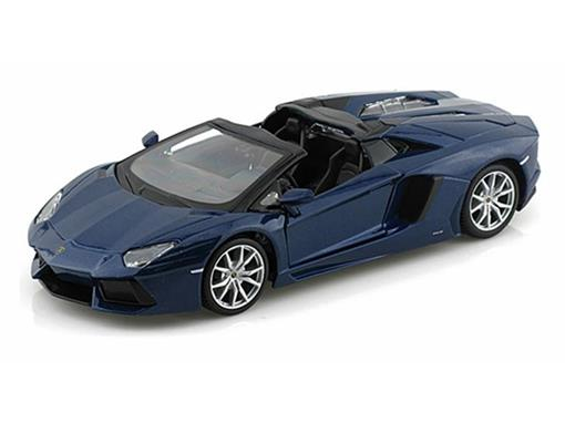 Lamborghini: Aventador LP 700-4 Roadster - Azul - 1:24