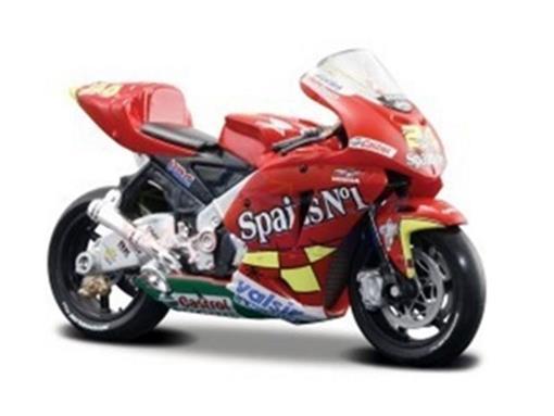 Honda: RCV211 -Team Spain's /Toni Elias (2006) - 1:18