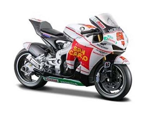 Honda: RC212V  - S. Nakano - Honda Gresini  MotoGP 2008 - 1:18