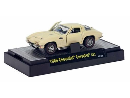 Chevrolet: Corvette 427 (1966) - Detroit Muscle - 1:64