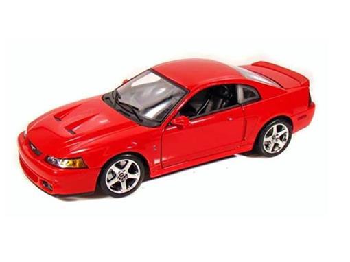 Ford: SVT Cobra (2003) - Vermelho - 1:18 - Maisto