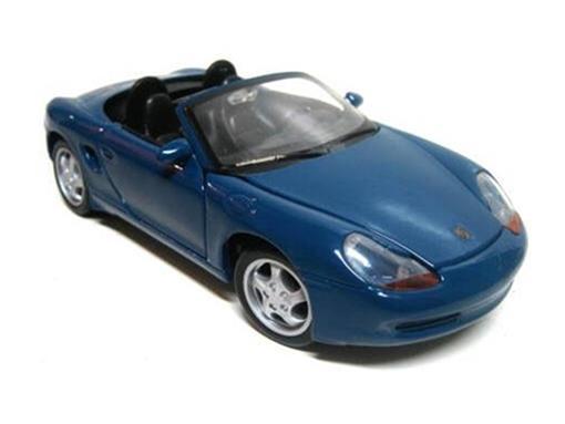 Porsche: Boxster - 1:24