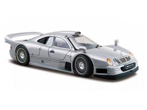 Mercedes Benz: CLK GTR (Street Version) - 1:26