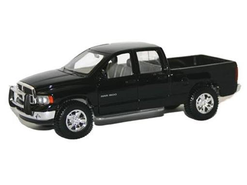 Dodge: Ram Quad Cab (2002) - Preta - 1:27