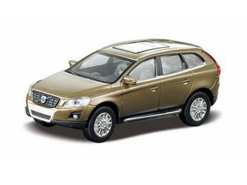 Volvo: XC 60 - Marrom Metalico - 1:43