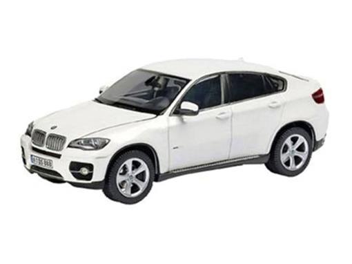 BMW: X6 - Branca - 1:43