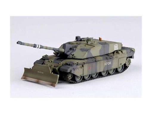 British Army: Challenger II (Kosovo, 1999) - 1:72
