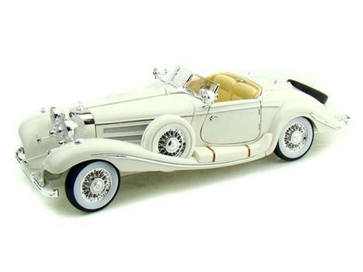 Mercedes Benz: 500K Special Roadster (1936) - 1:18