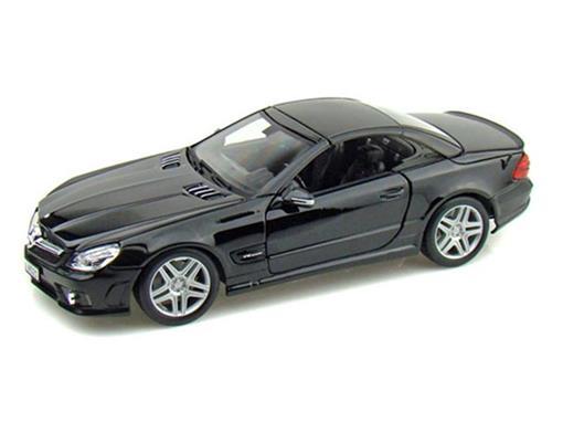 Mercedes Benz: SL 65 AMG (2009) - 1:18 - Maisto