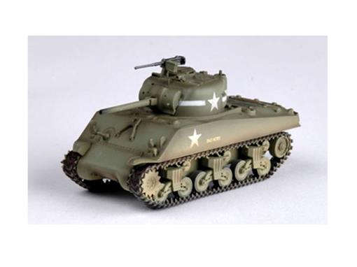 US Army: M4A3 Middle Tank - 1:72