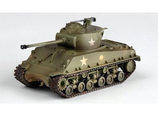 US Army: M4A3E8 Middle Tank - 1:72
