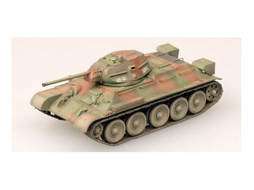 Russian Army: T-34/76 Tank (1942)