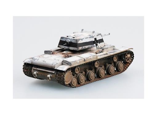 Russian Army: Kv-1 Heavy Tank (1941) - 1:72