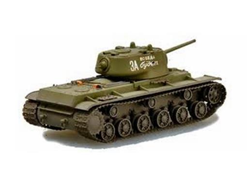 Russian Army: Kv-1 Heavy Tank (1942) - 1:72