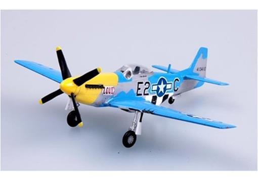 North American: P-51D Mustang IV - 375FS - 361FG