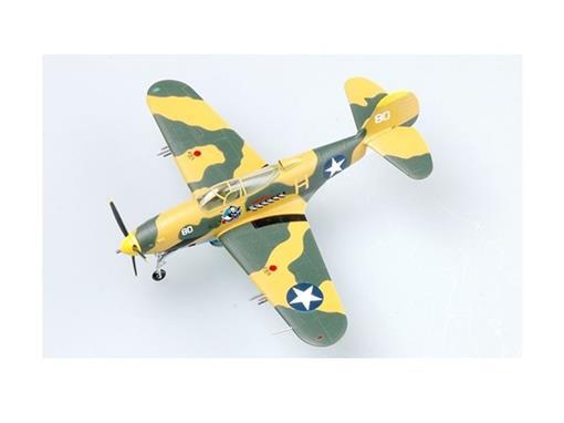 Bell: P-39 Airacobra - Milne Bay / Nova Guinea 1942 - 1:72