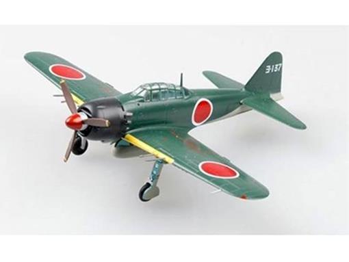 Mitsubishi: A6M5 - (Yokosuka, 1945) - 1:72