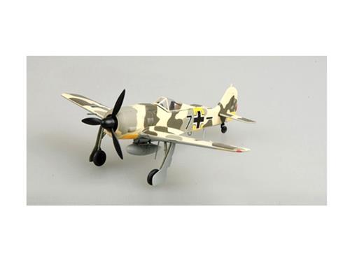 Focke-Wulf: FW190A-6 - Autumm (1943) - 1:72 - Easy Model
