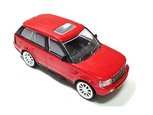 Land Rover: Range Rover Sport - Vermelha - 1:43