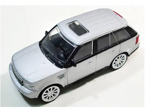 Land Rover: Range Rover Sport - Prata - 1:43