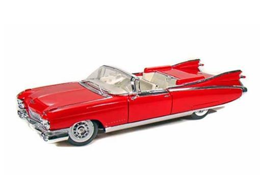 Cadillac: Eldorado Biarritz Conversível (1959) - 1:18