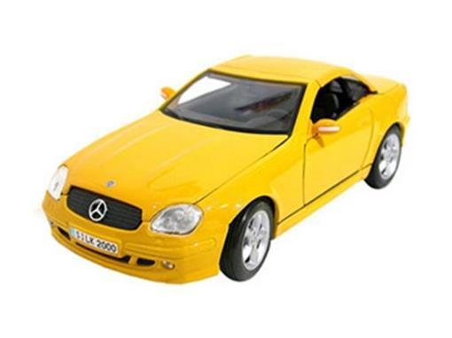 Mercedes Benz: SLK 230 - 1:18