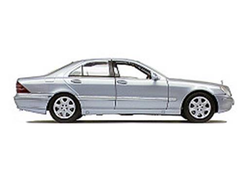 Mercedes Benz: S Class - 1:18