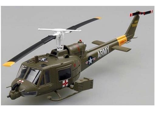Bell: UH-1B Huey (Vietnam, 1967) - 1:72