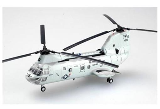 Boeing Vertol: American CH-46E HMM-163 Seaknight - 1:72