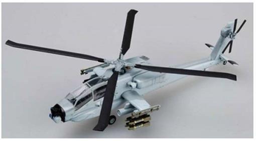Boeing IDS: AH-64A Apache (Iraq, 2004) - 1:72