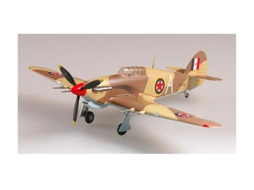 Hawker: Hurricane MK II/Trop - (Yugoslavia, 1944) - 1:72
