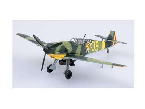 Messerschmitt: BF109E - Romanian Air Force - 1:72