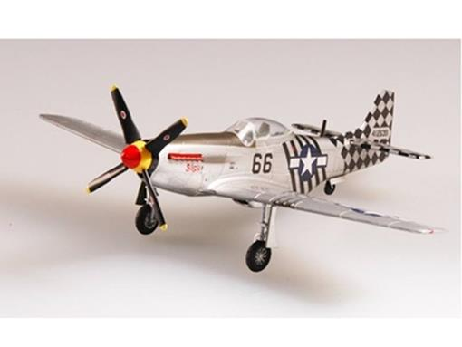 North American: P-51D