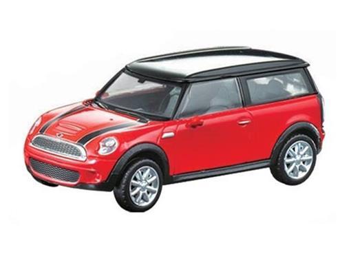 Mini Cooper: Mini Clubman - Vermelho - 1:43