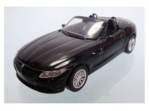 BMW: Z4 - Preta - 1:43