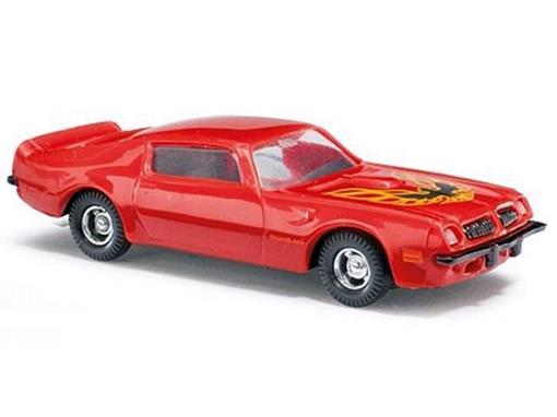 Pontiac: Firebird Trans Am (1974) - Vermelho  - HO