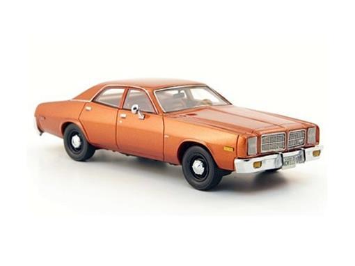 Dodge: Monaco (1978) - Marrom - 1:43