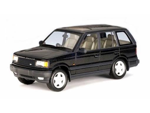Land Rover: Range Rover 4.6 HSE - Preto - 1:43