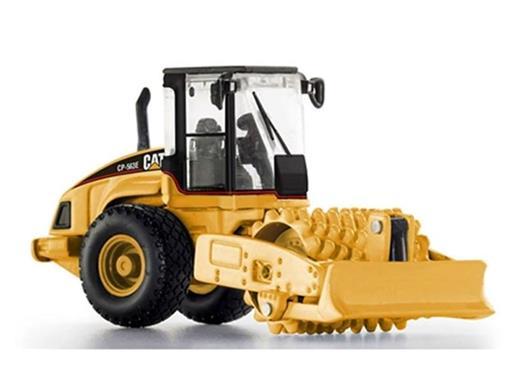 Caterpillar: Rolo Compactador Pé de Carneiro CP-563E - HO