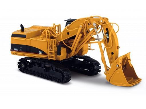 Caterpillar: Escavadeira Hidráulica 365C Front Shovel - 1:50