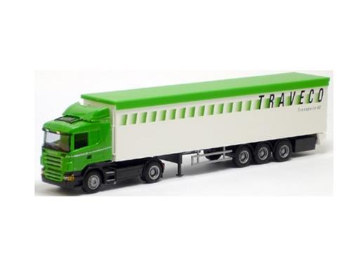 Scania: R - Baú -