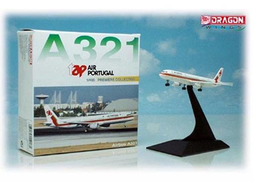 Tap Air Portugal: A321 - 1:400