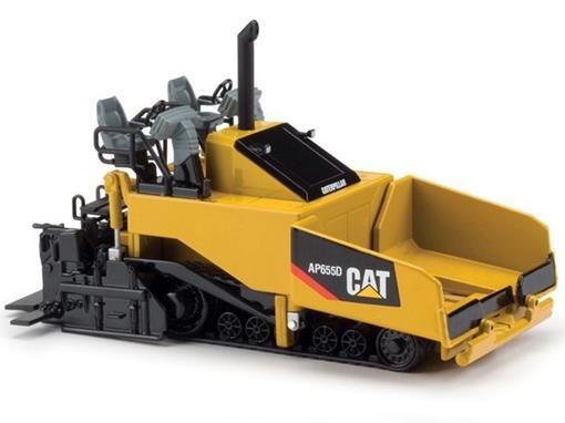 Caterpillar: Pavimentadora de Asfalto AP655D - 1:50