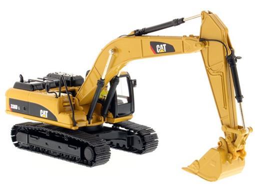 Caterpillar: Escavadeira Hidráulica 336D - 1:50