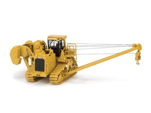 Caterpillar: Acentador de Tubos 587T - 1:50 - Norscot