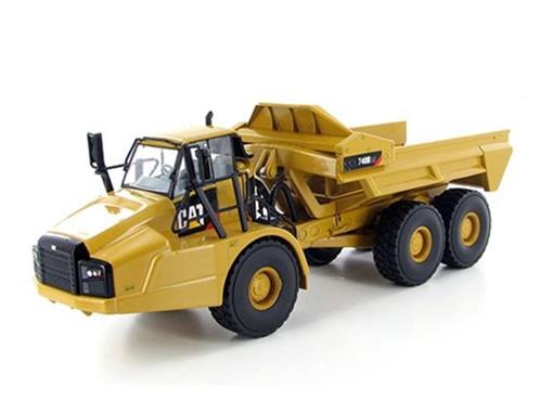 Caterpillar: Caminhão Articulado 740B EJ - 1:50