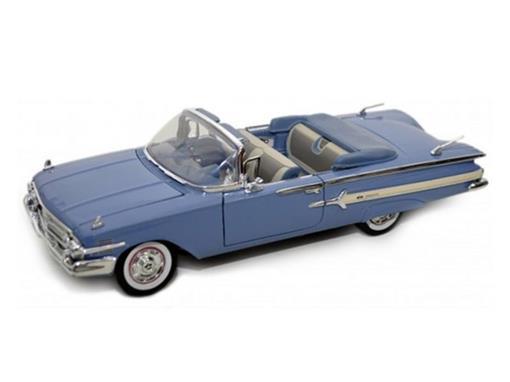 Chevrolet: Impala (1960) - Azul - 1:18