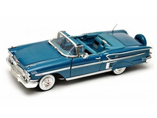 Chevy: Impala (1958) - 1:18